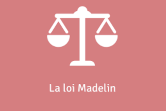 loi Madelin, texte, justice, balance